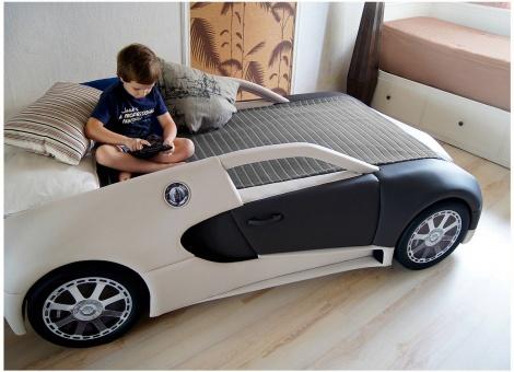 Кровати автомобили своими руками
